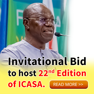 Invitational Bid to host 22nd Edition of the International Conference on AIDS & STIs in Africa (ICASA 2023)